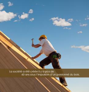 Constructeur de maison en bois en kit