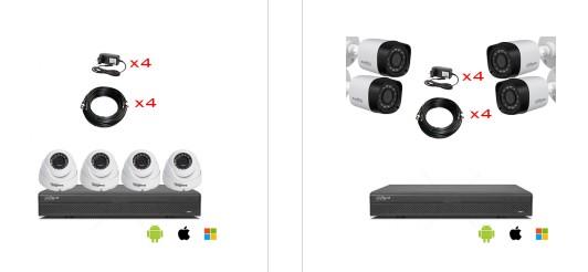 camera de videosurveillance Dahua