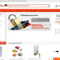 Fournisseur materiel electrique