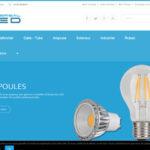 Eclairage led pour professionnels et particuliers