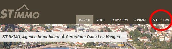 vente de maison à Gérardmer