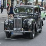 On the Croisette with a private driver