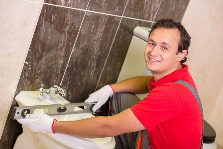 artisan pour refaire une salle de bain