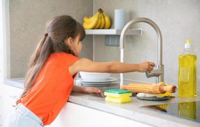 gaspillage et fuites d'eau